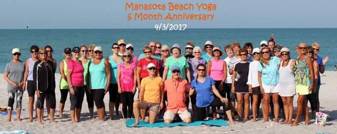 6 months ann Manasota Beach Yogan